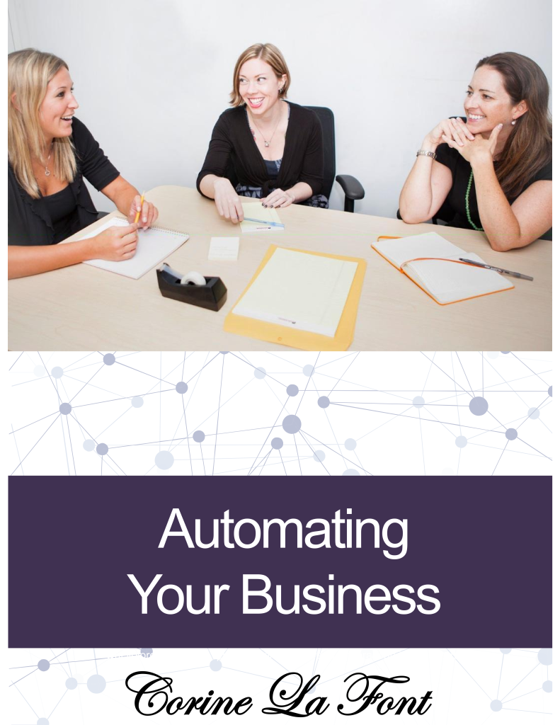 automating your business book cover