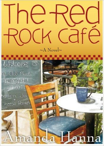 red rock cafe book cover